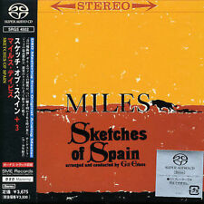 Sketches of Spain by Miles Davis (CD, Aug-2002, Sony)