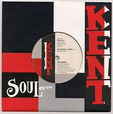 "NORTHERN SOUL 7"" 45 THE THEMES DO YOURSELF A FAVOR PENTAGONS GONNA WAIT 4U KENT"
