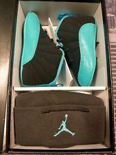 Nike Jordan XII 12 Retro Gift Pack Hyper Jade TD Toddler Size 4c 378139 017 New