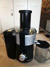 Cookworks Signature Whole 600W 0.8L Fruit Juicer KP60PD excellent condition