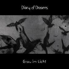 DIARY OF DREAMS Grau im Licht - CD - Digipak - OVP / Factory Sealed