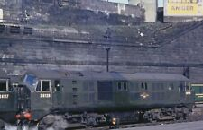 DIESEL RAILWAY TRAIN PICTURE CLASS 21/29 PHOTO TYPE 2 LOCO PHOTOGRAPH D6128 GRN.
