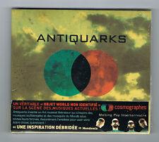 ANTIQUARKS - COSMOGRAPHES - 8 TRACKS - 2011 - NEUF NEW NEU