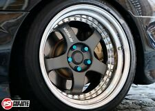Supra specific hubcentric centre caps - Fit Work Meister S13P wheels