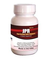 JPR Mega Potent Natural Body Joint pain and inflammation relief.  (Capsule 90ct)