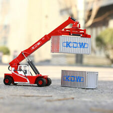 1:50 Scale Diecast Container Lifting Alloy Car Model Toys For KDW