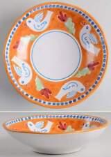 Vietri (Italy) Campagna Bird (Uccello) Pasta Bowl 1351336