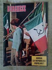Il Borghese n.20 15 maggio1969