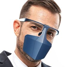 Mask Face Shield Anti Fog Reusable Anti Glasses Mist Choose Color Ships from USA