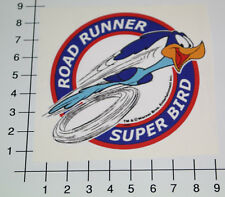 ROAD RUNNER SUPER BIRD Aufkleber Sticker Coyote Plymouth Motorsport Fun V8 Mi091