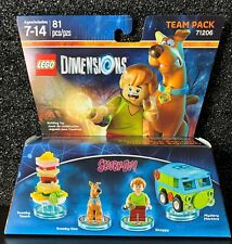 Lego Dimensions 71206 EMPTY BOX ONLY Scooby Doo