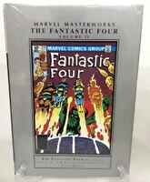 Fantastic Four Volume 21 Marvel Masterworks John Byrne HC Hardcover New Sealed