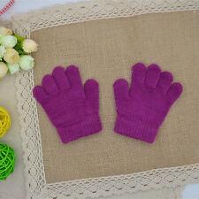 Children Magic Gloves & Mittens Girl Boy Kid Stretchy Knitted Winter Warm New