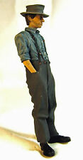 WORKER NUMBER 2 O Scale On30 Model Railroad Painted Figure FGOGRL01B