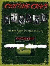 Counting Crows 'Mojo' mag advert