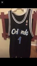 Vintage Champion Orlando Magic #1 Penny Hardaway jersey-
