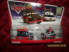 DISNEY PIXAR CARS  TUNERS YOKOZA & CHISAKI