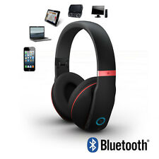 Active Noise Cancelling Bluetooth Headphones ANC  Headset Earphone Over Ear