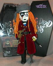 LDD living dead dolls EXCLUSIVE * CAPTAIN BONNEY * pirate