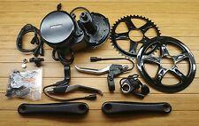 Bafang BBS02 750W MidDrive Motor Ebike Kit C961 LCD & 48V 12Ah Panasonic Battery