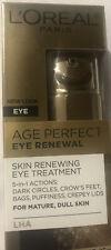 L'Oreal Age Perfect Eye Renewal - 0.5 Fl. Oz.
