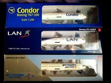 1:200 Hogan Condor LAN Airlines & Skymark 767-300/ER NEW HGTC01 HG4500 HG1738