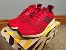 Adidas Ultra Boost 6.5 UK Brand New Red Authentic Running Shoes BB3930