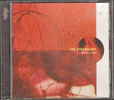 STRANGLERS Written in Red 11 track CD Castle 1997 LYRICS LUXURY Booklet