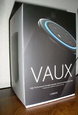 VAUX Cordless Home Speaker + Portable Battery for Amazon Echo Dot Gen 2 Black...