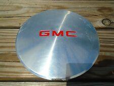 GMC Sanoma Center Cap Hubcap for Aluminum Wheel OEM