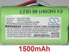 Batería 1500mAh Para Logitech S315i, logitech S715i, P/N: 180AAHC3TMX