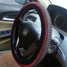 15''/38cm Car Auto Ice Silk DIY Steering Wheel Covers Summer Cool Universal 1pc