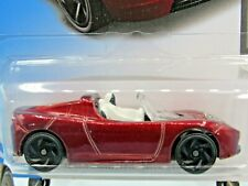 HOT WHEELS VHTF 2019 SPACE SERIES 2008 TESLA ROADSTER WITH STARMAN