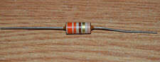 SPECIAL LISTING OF 200 RESISTORS AS AGREED