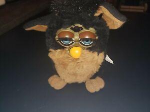 Furby Original 1999 1998 Black And Brown model 70 800