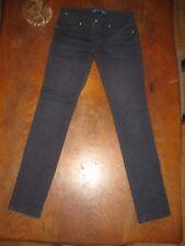 Stradivarius - Jeans - coupe droite - Bleu marine- 38
