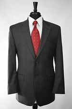 Ralph LAUREN Men's 41R Brown Glen Plaid Wool 2 Button Sport Coat Blazer Jacket