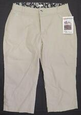 NEW w/ TAGS ~ SPORTIF USA ~ Women's Lightweight Capri Pants size 6 w/ FREE SHIP