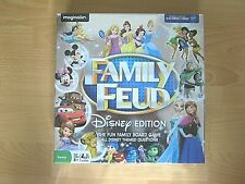 Family Feud Board Game - Disney Edition - 100 % Complete
