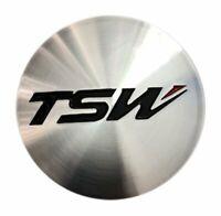 TSW Wheels PCG13-C PCG18-1-C Chrome Center Cap CCASC4
