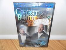Ghost Hunters - Live from the Waverley Sanitorium (DVD) BRAND NEW