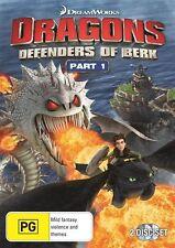 Dragons - Defenders Of Berk : Part 1 (Dvd) Adventure, Comedy, Animation, Family