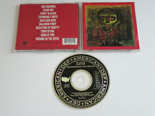 SLAYER Seasons in the Abyss CD 1990 RARE ORIG. USA 1st PRESS on DEF AMERICAN!!!