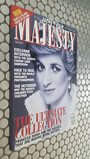 *PRE-SELECT*PRINCESS DIANA MAJESTY MAGAZINE MAY 1997 RARE MINT BEAUTY !!!