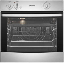 Westinghouse WVG613SLP Gas Built-in Stainless Steel Wall Oven