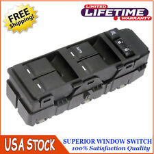 Dodge Avenger Master Power Window Switch 2007-2014 (1 Touch Down)    A