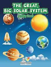 The Great, Big Solar System Activity Book by Kreative Kids -Paperback