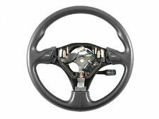 98-05 Lexus IS300 SC GS Factory OEM Black Leather Steering Wheel Cruise Shifter