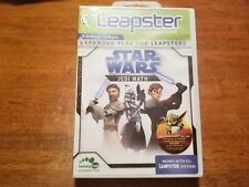 LeapFrog Leapster Learning Game Star Wars - Jedi Math New Sealed