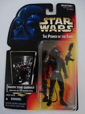 1995 Star Wars POTF Death Star Gunner Radiation Suit and Pistol Action Figure